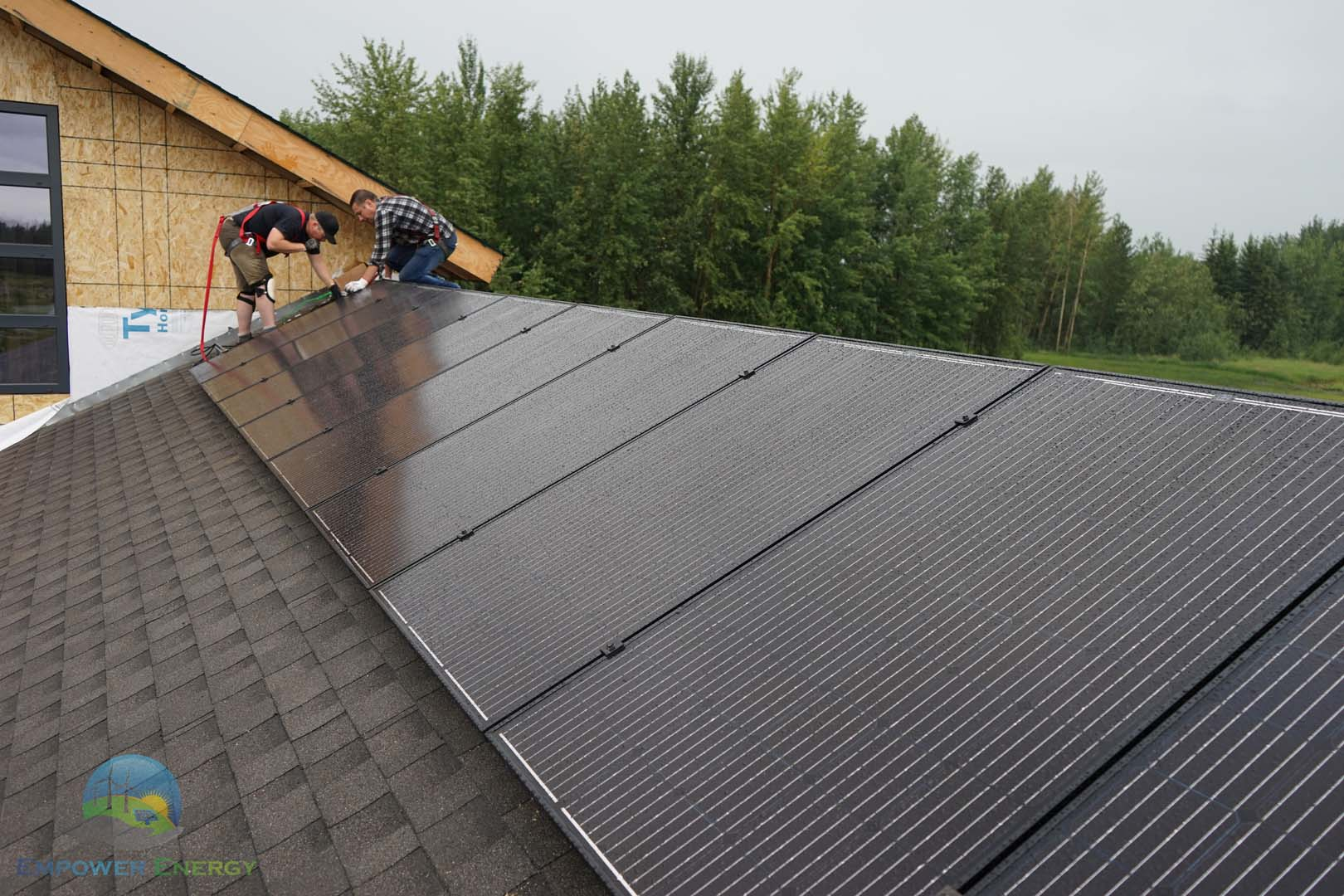 2 85 Kw Residential Solar Pv Empower Energy Corp