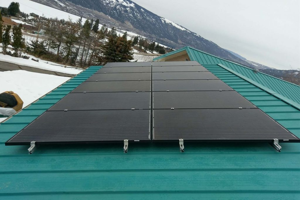 Residential Solar PV by Empower Energy Alberta and BC
