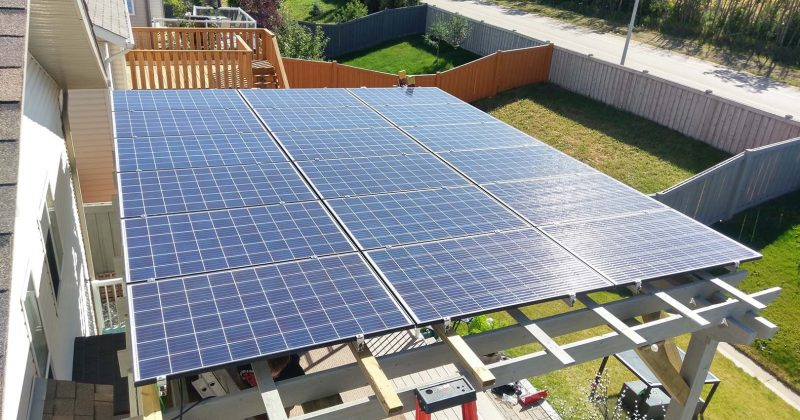 4.95 kW Residential Solar PV