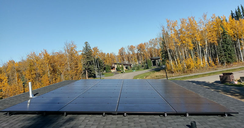 10.8 kW Residential Solar PV