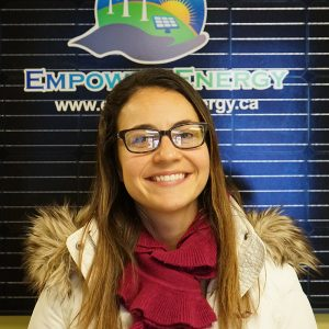 Shauna Thiessen - Co-founder of Empower Energy