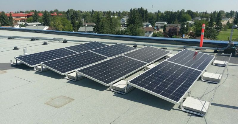 2.92 kW Commercial Solar PV
