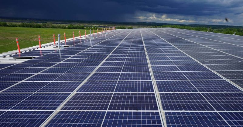 200 kW Commercial Solar PV