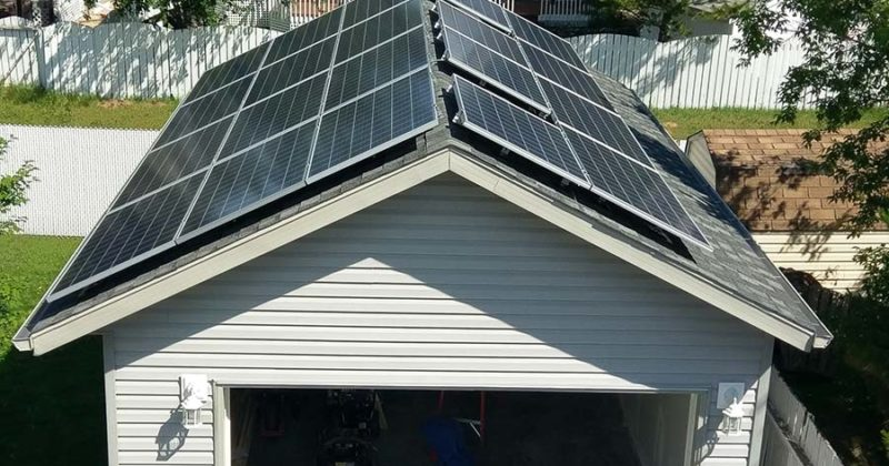 6.3 kW Residential Solar PV