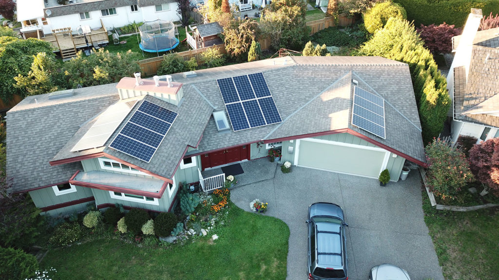 Empower Energy 6.57kW Residential Solar PV Delta BC