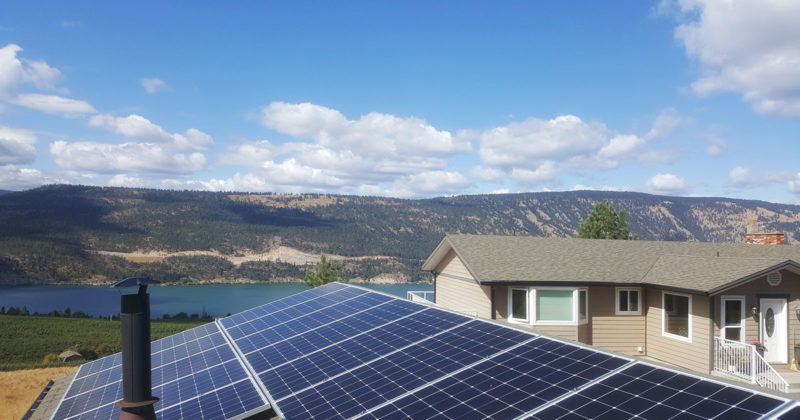 6.57 kW Residential Solar PV