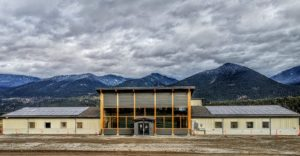 Commercial Solar PV Grasmere BC