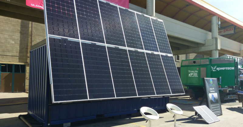 4.62 kW Commercial Solar PV