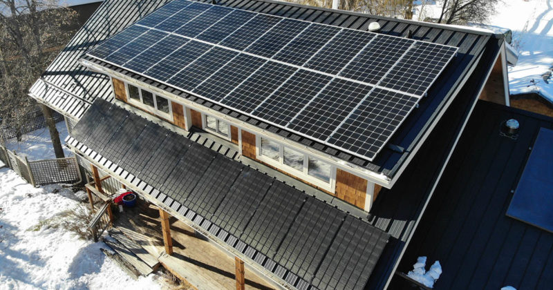 11.5 kW Residential Solar PV