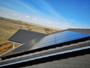 Residential Solar PV in Medicine Hat installed by Empower Energy