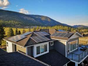 West Kelowna Residential Solar PV by Empowe Energy