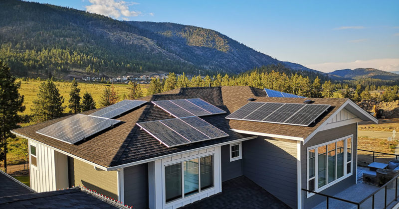 7.6 kW Residential Solar PV