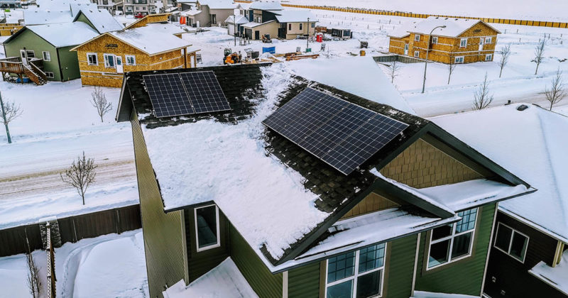 3 kW Residential Solar PV
