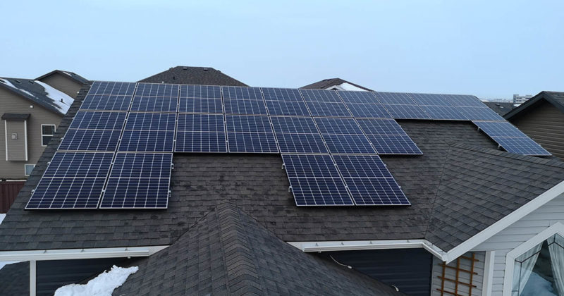 7.04 kW Residential Solar PV