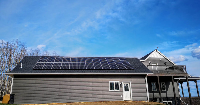 15.4 kW Residential Solar PV