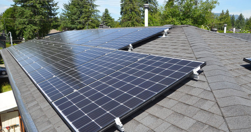 7.44 kW Residential Solar PV