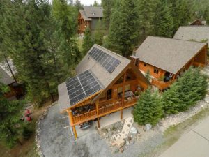 8-36-kW Residential Solar PV in Kimberly BC