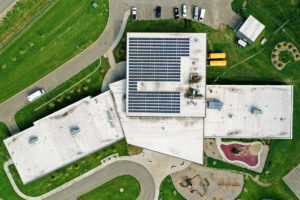 Institutional Solar PV in OChiese Alberta