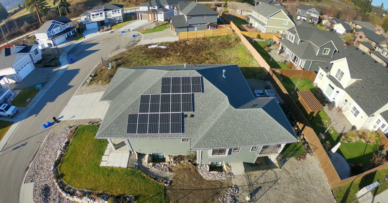 5.4 kW Residential Solar PV