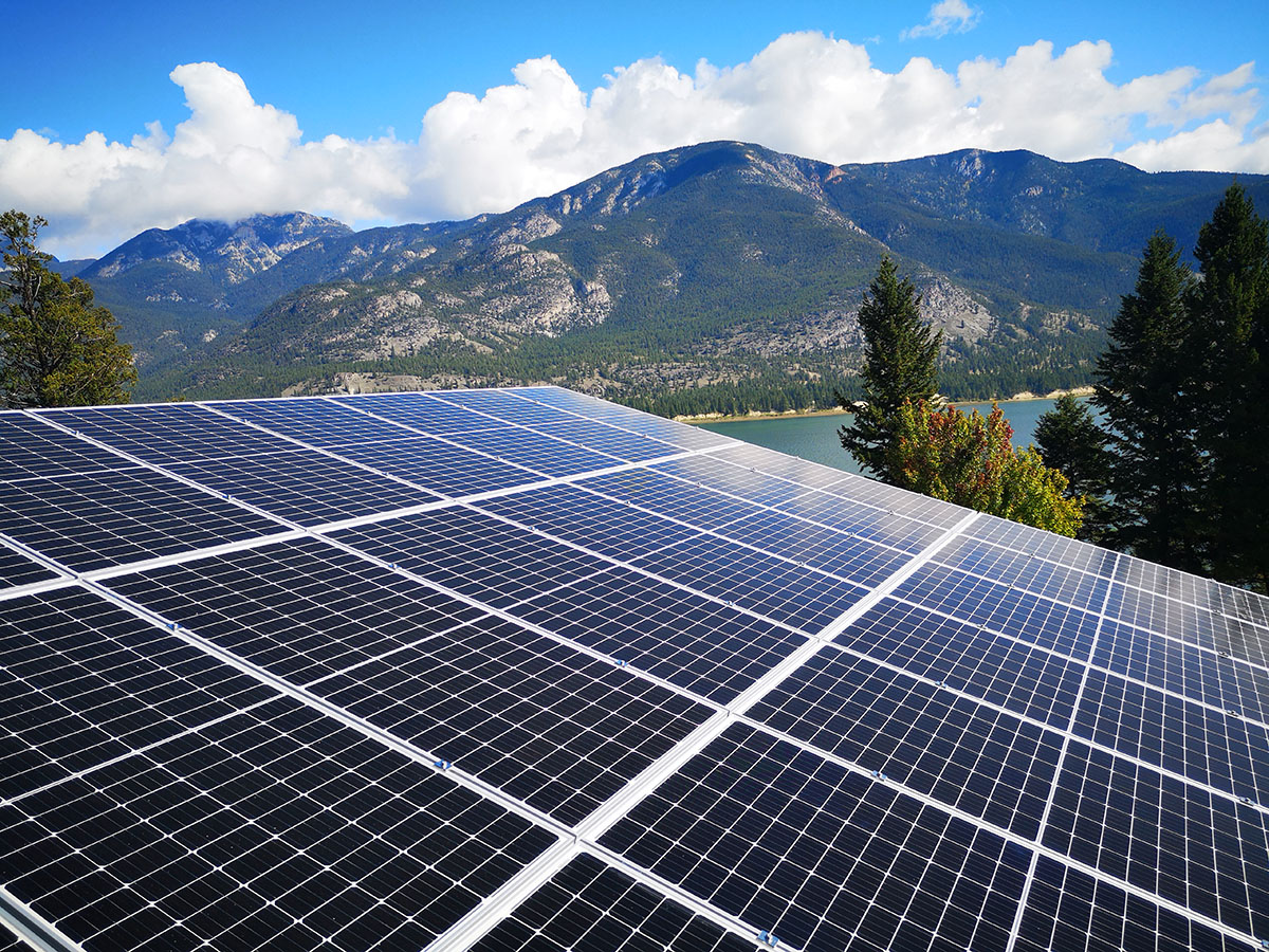 Solar PV Fairmont Hot Springs - Empower Energy