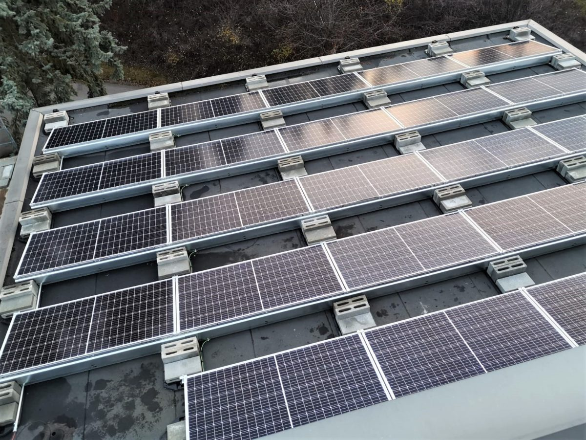 Residential Solar PV in BC Lake Country by Empower Energy