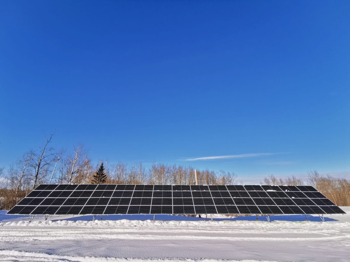 Solar PV in BC Altona by Empower Energy