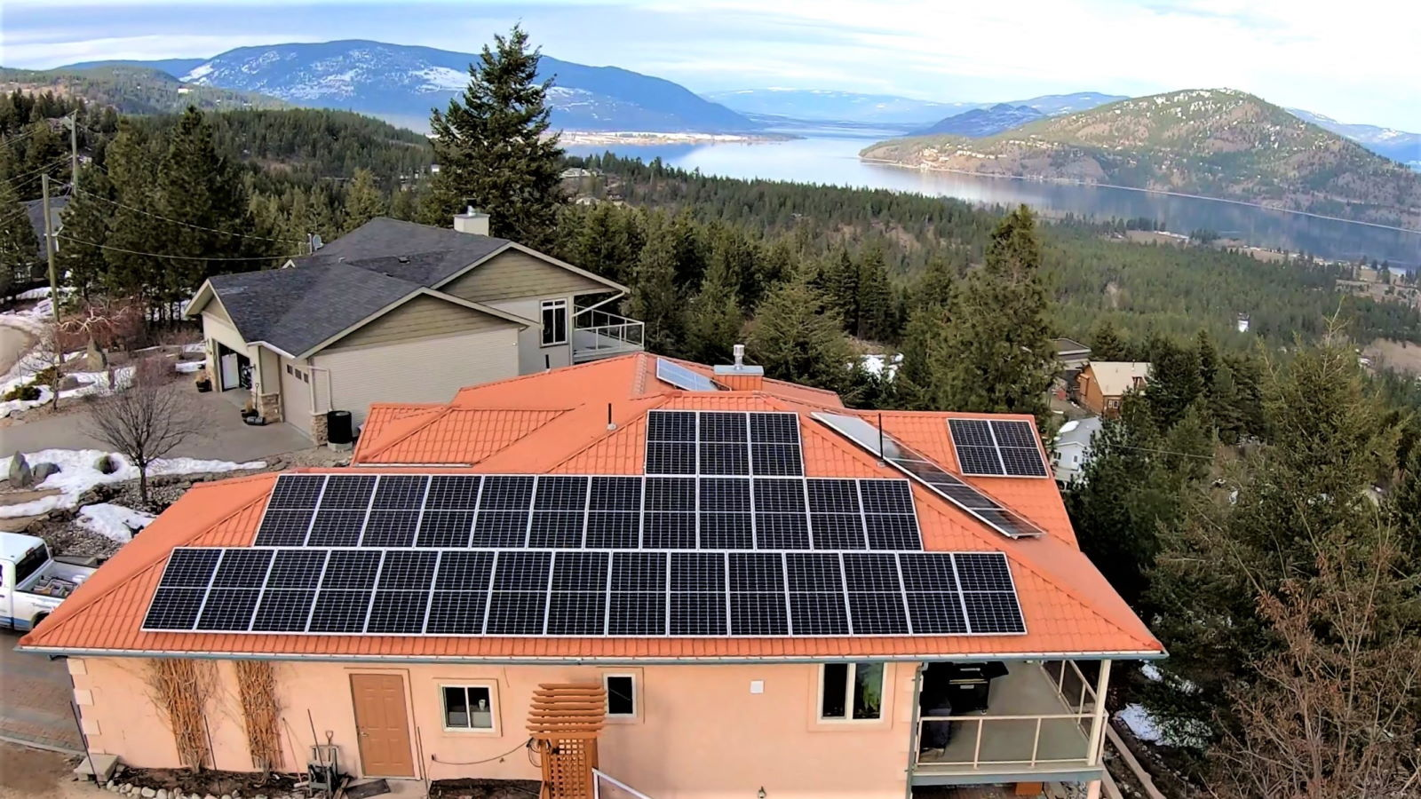 Solar Power Company in BC Vernon by Empower Energy