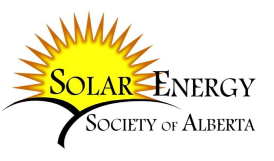 Solar Power Company - solar energy society of alberta logo